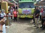 Bupati Lepas Distribusi Logistik Pemilu 2019 di KPU Sinjai