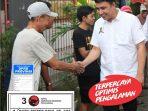 Lewat Video, Pemilih Pemula Ajak Masyarakat Rudy Pieter Goni