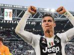 Ronaldo Tak Berhenti Mencatatkan Rekor