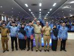 Wali Kota Makassar Minta CPNS Pemkot Makassar Bekerja dengan Dedikasi Tinggi