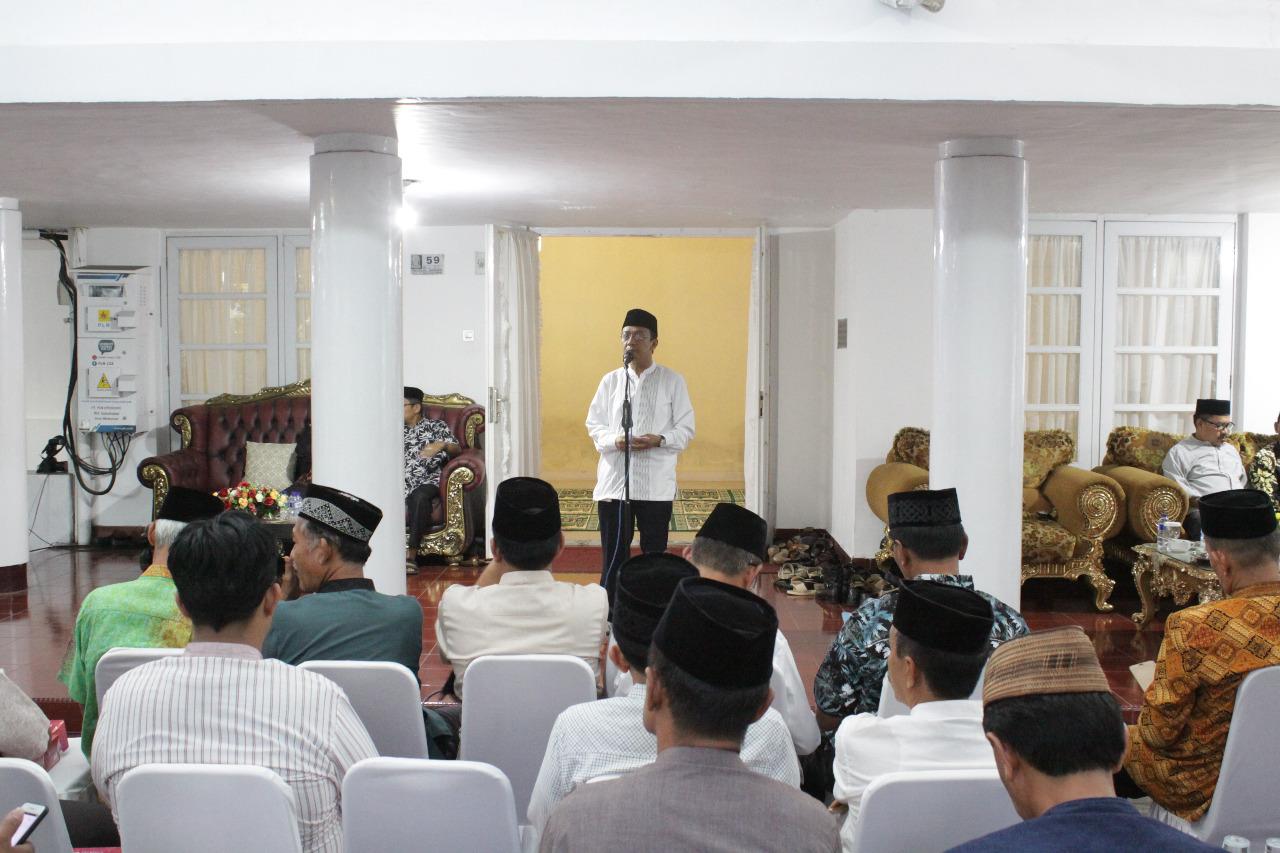 Abdul Hayat Buka Puasa Bersama Kepala OPD dan Tokoh Masyarakat
