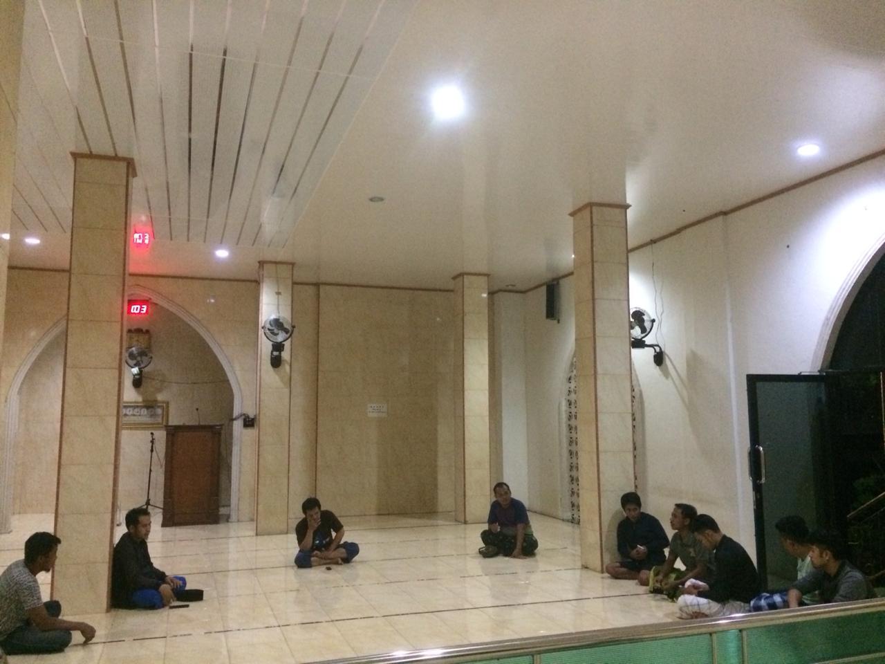 Begini Cara Remaja Masjid Hanura Belalang Anggeraja Sambut Bulan Ramadhan