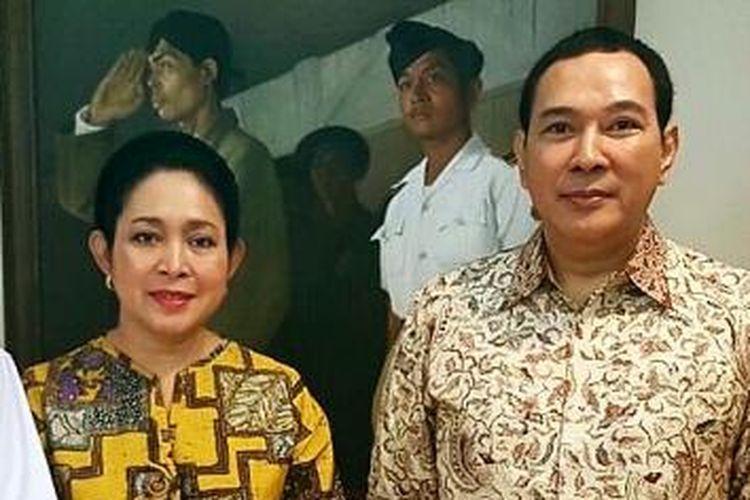 Berlabuh ke Partai Adiknya, Titiek Soeharto Gagal ke Senayan