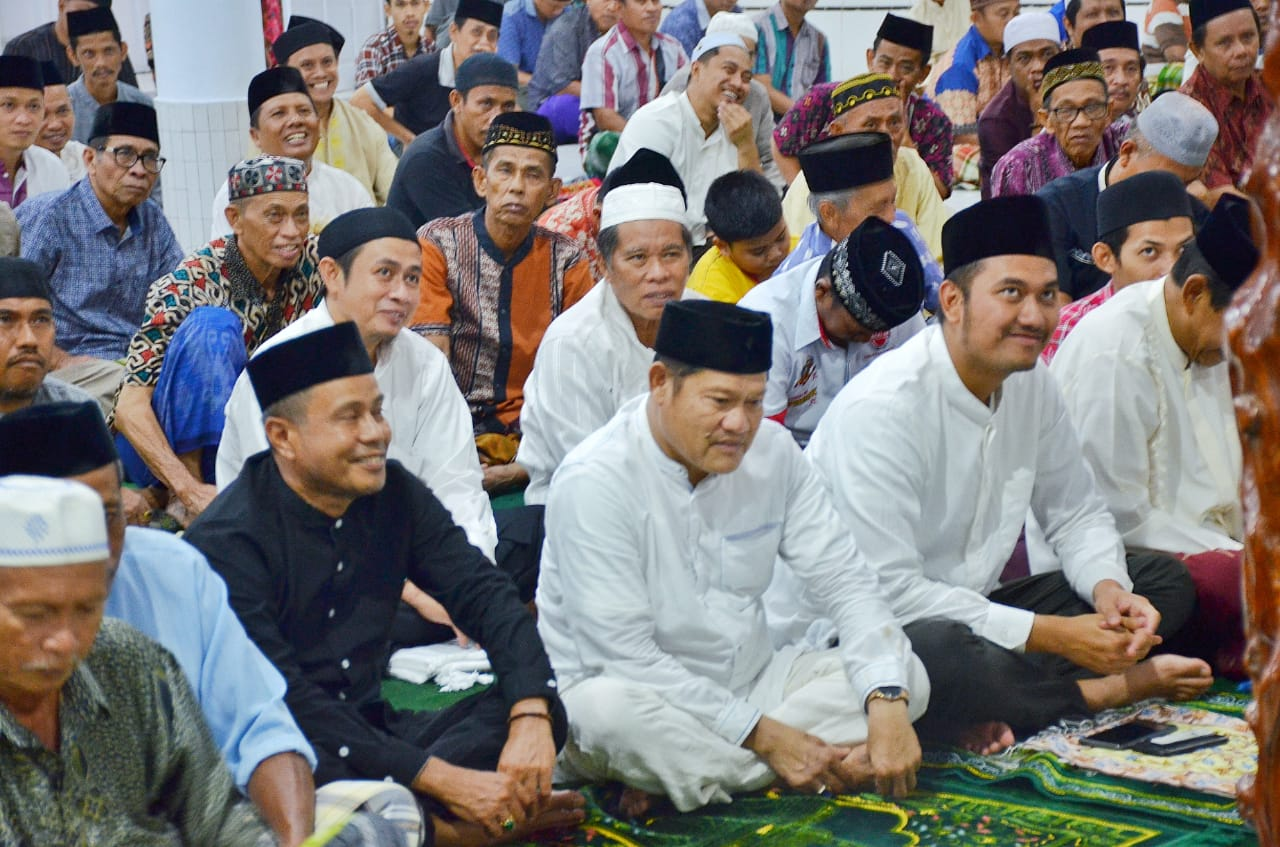 Bupati Sinjai, Apresiasi Komunitas Pejuang Shalat Subuh