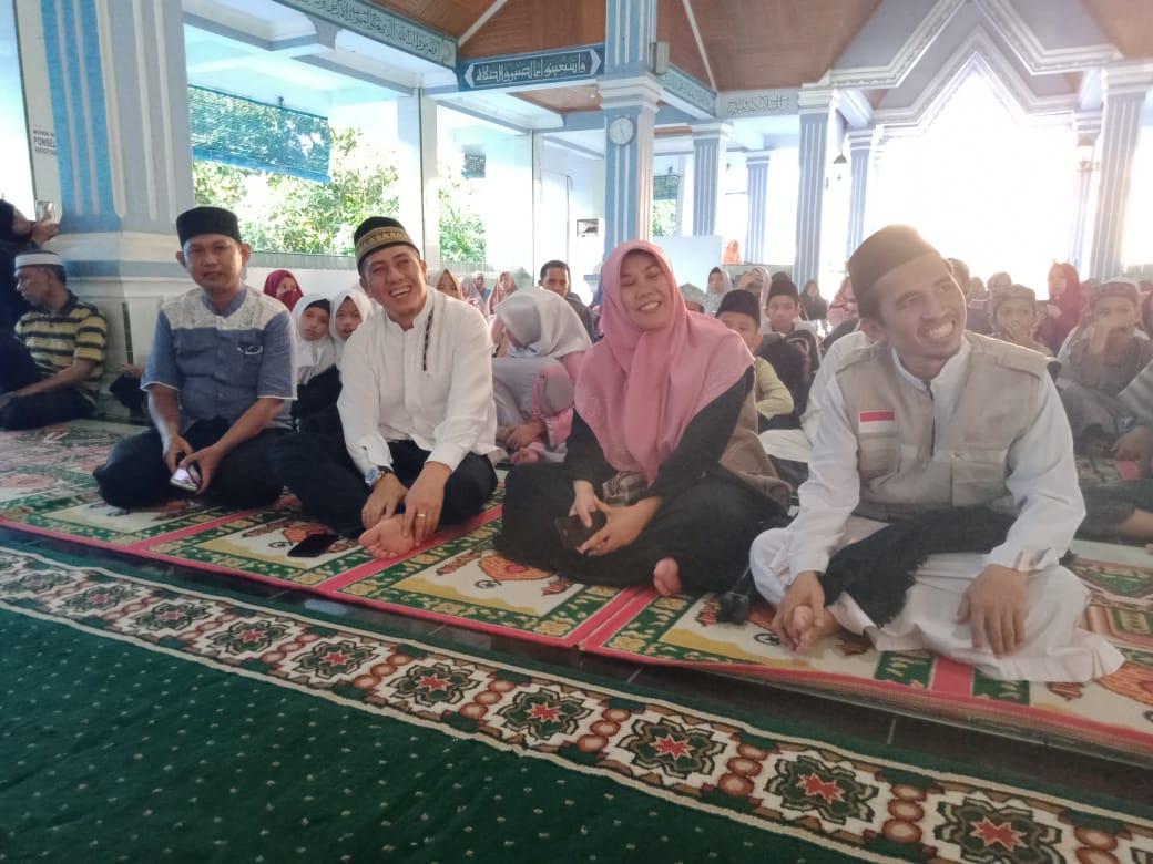 Ciptakan Generasi Qurani, Deng Ical LHU-BII