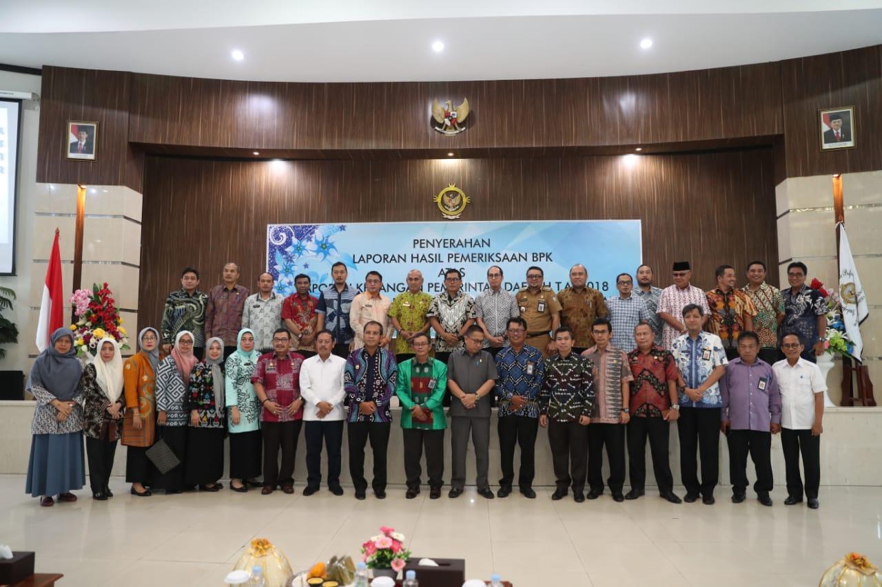 Danny Bawa Makassar Raih WTP Empat Kali Berturut-turut Hingga Akhir Masa Jabatan
