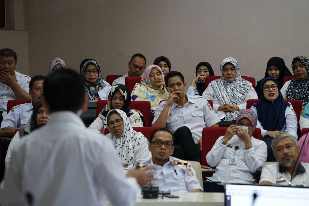 DPU Kota Makassar Apresiasi Sosialisasi Pencegahan Gratifikasi Jelang Hari Raya Keagamaan