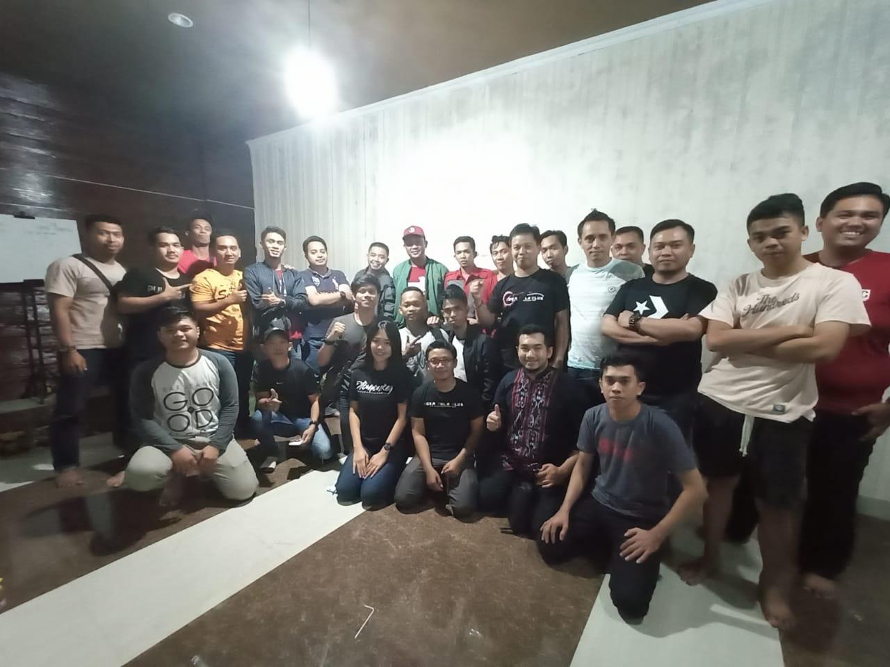 Gelar Musyawarah Besar, Ini Nahkoda Baru Komunitas AAC Makassar