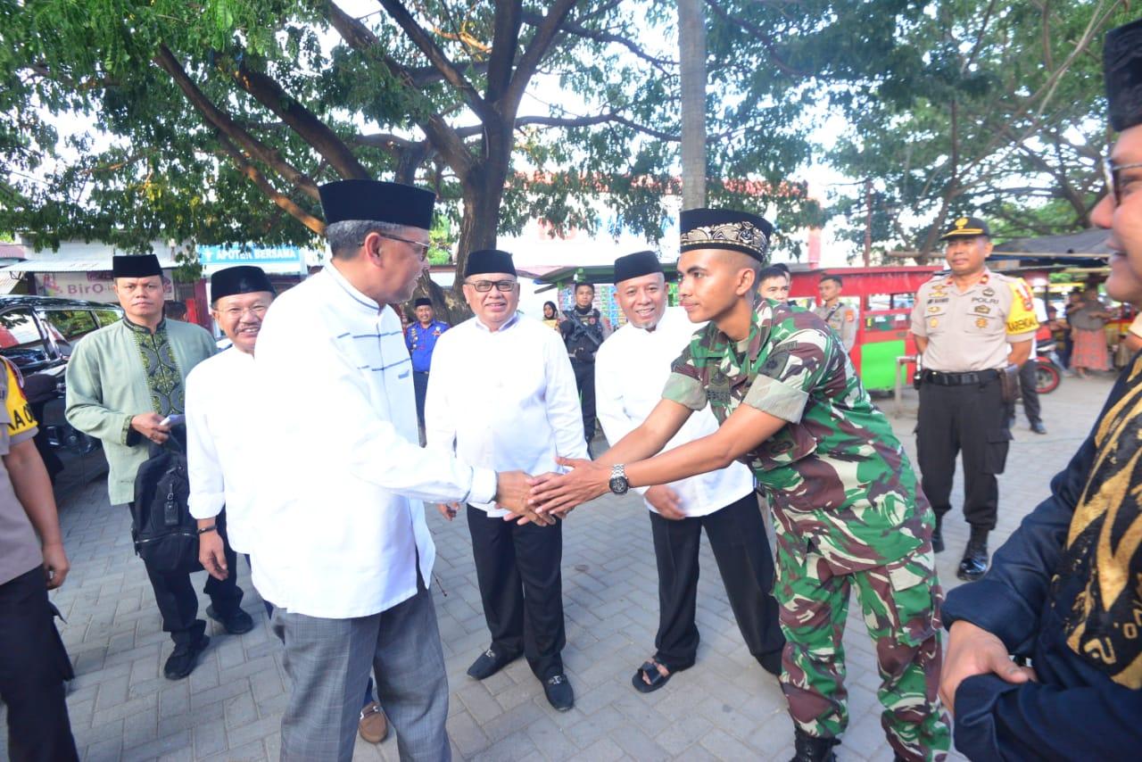 Gubernur Minta Pembebasan Lahan Bendungan Kareloe Jeneponto