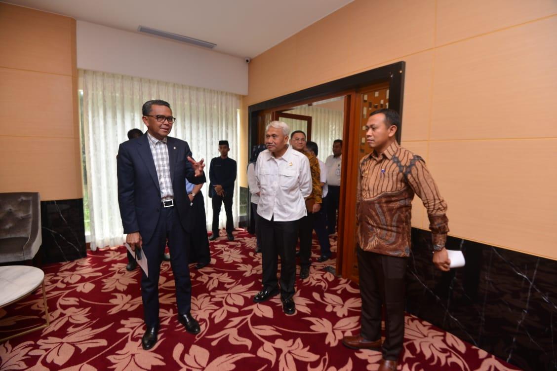Gubernur Sulsel dan BUMN KBN Bahas Kawasan Industri Baru di Takalar
