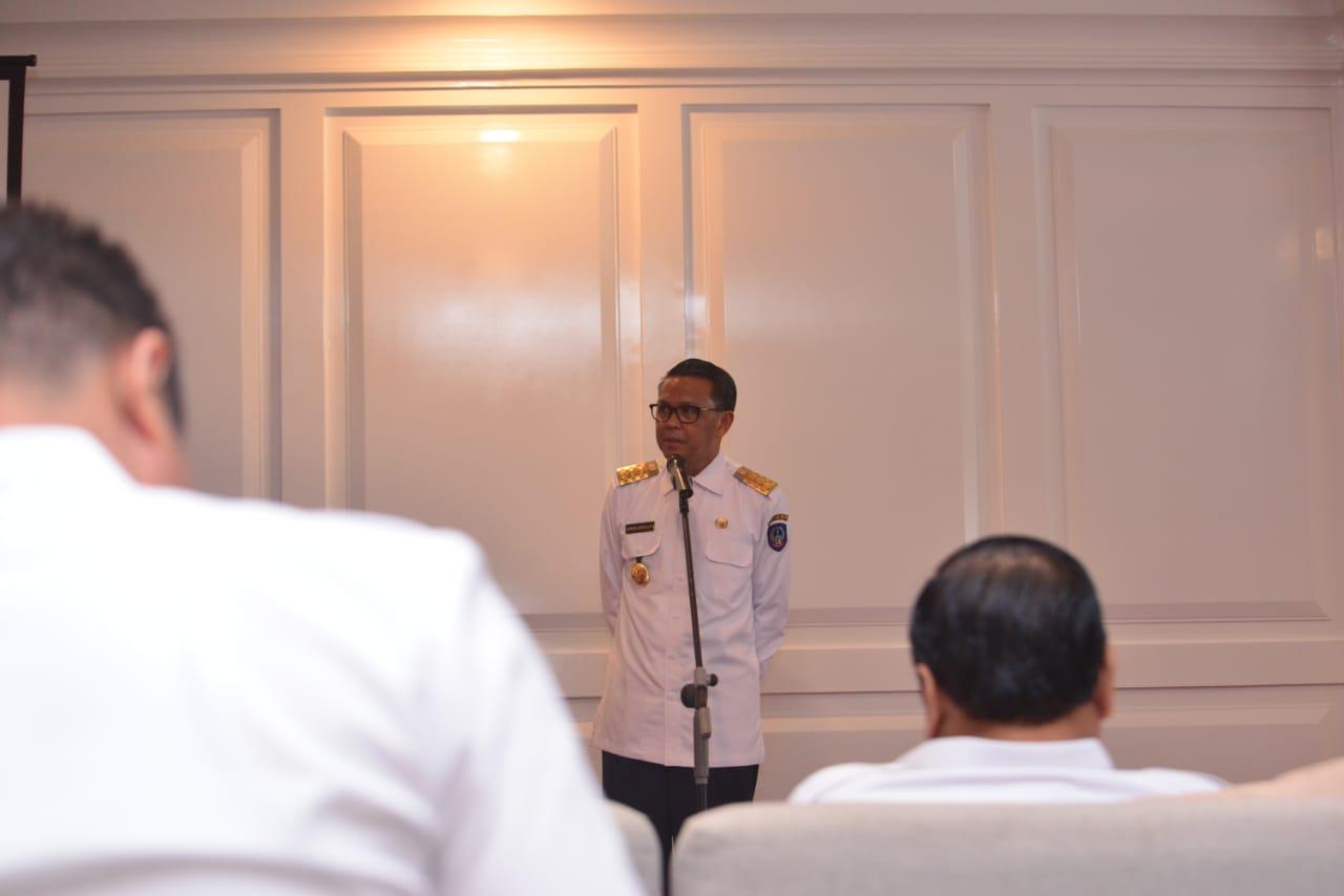 Gubernur Sulsel Titipkan Pesan Ini untuk Sekda Definitif
