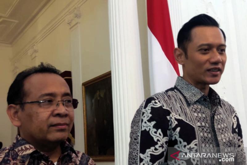 Ini yang Dibahas Jokowi dengan AHY