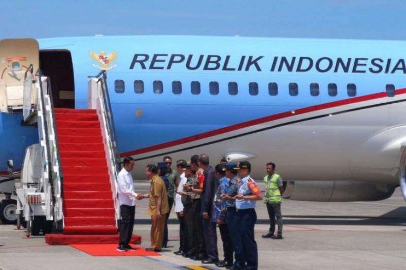 Jokowi Survei Kota-kota di Kalimantan untuk Pemindahan Ibukota