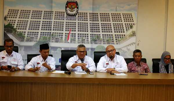KPU: Demo Ganggu Proses Rekapitulasi Suara