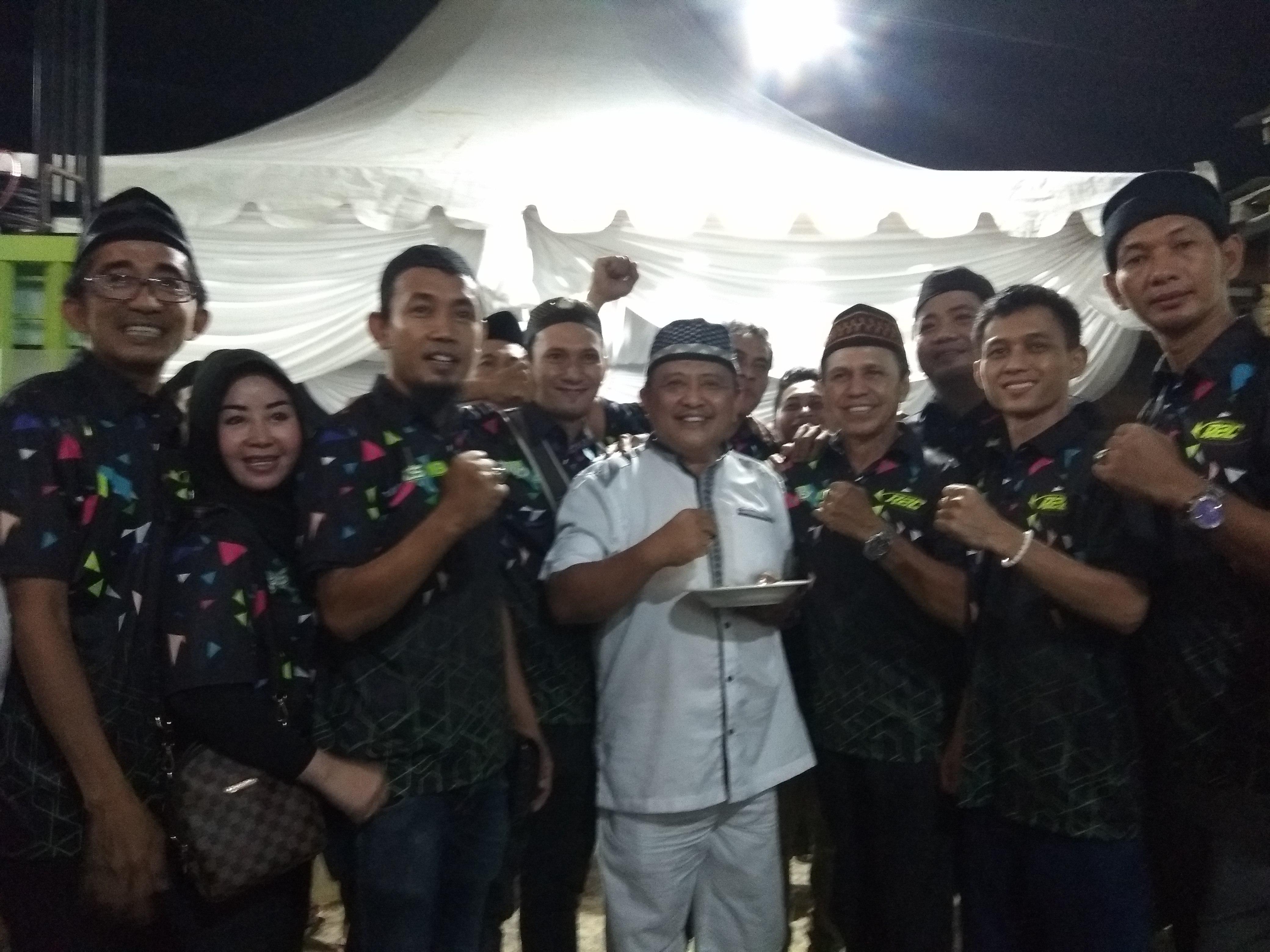 Maju Pilwali Makassar, SaDap Intens Jalin Komunikasi Sejumlah Tokoh Masyarakat dan Petinggi Parpol