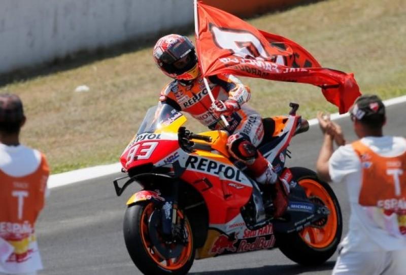 Marquez Juarai GP Spanyol