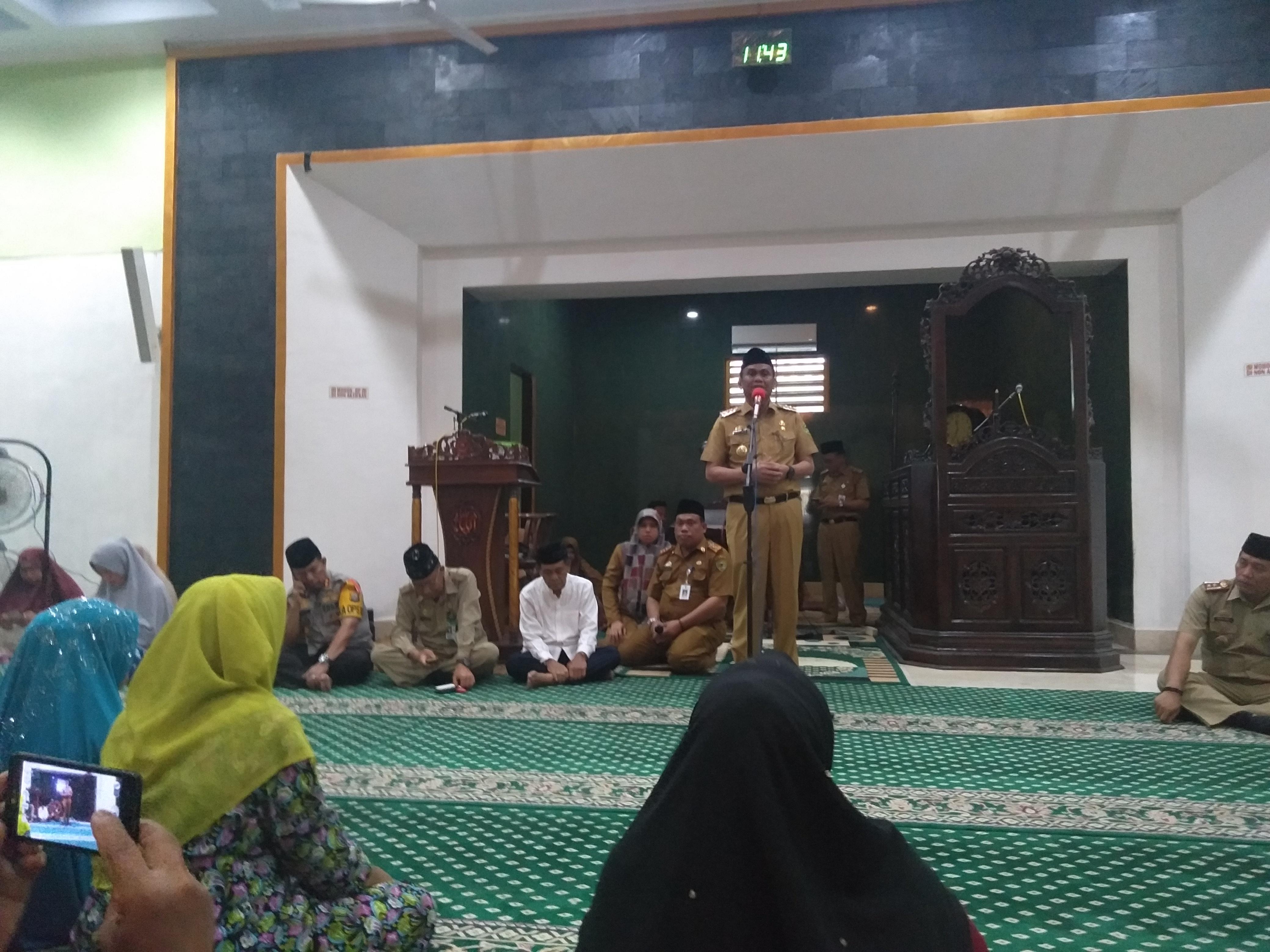Pemkab Barru Berangkatkan Umrah 100 Guru Mengaji, Pegawai Syara' dan Imam Masjid