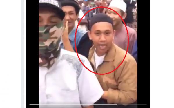 Pemuda yang Ancam Penggal Leher Jokowi Sudah Ditangkap