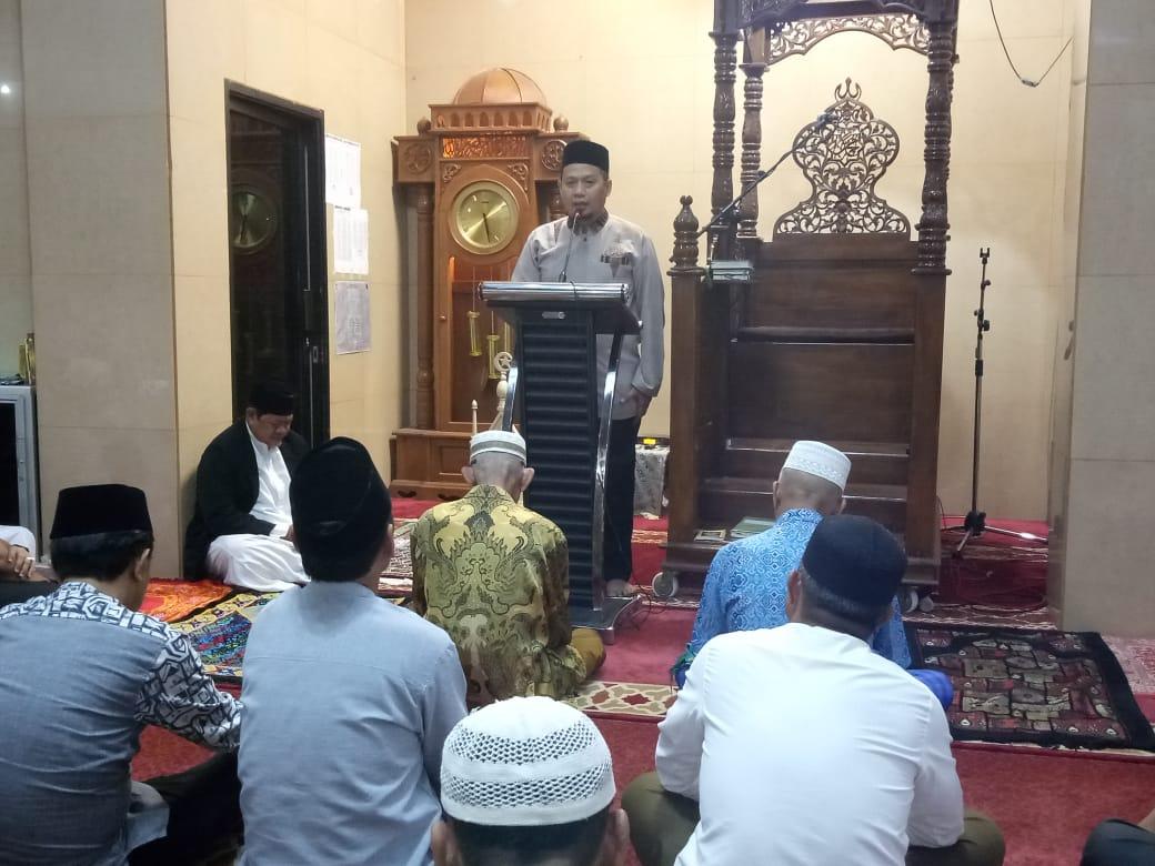 Pj Wali Kota Iqbal Ajak Jamaah Masjid Al Abrar Jaga Persatuan dan Kedamaian