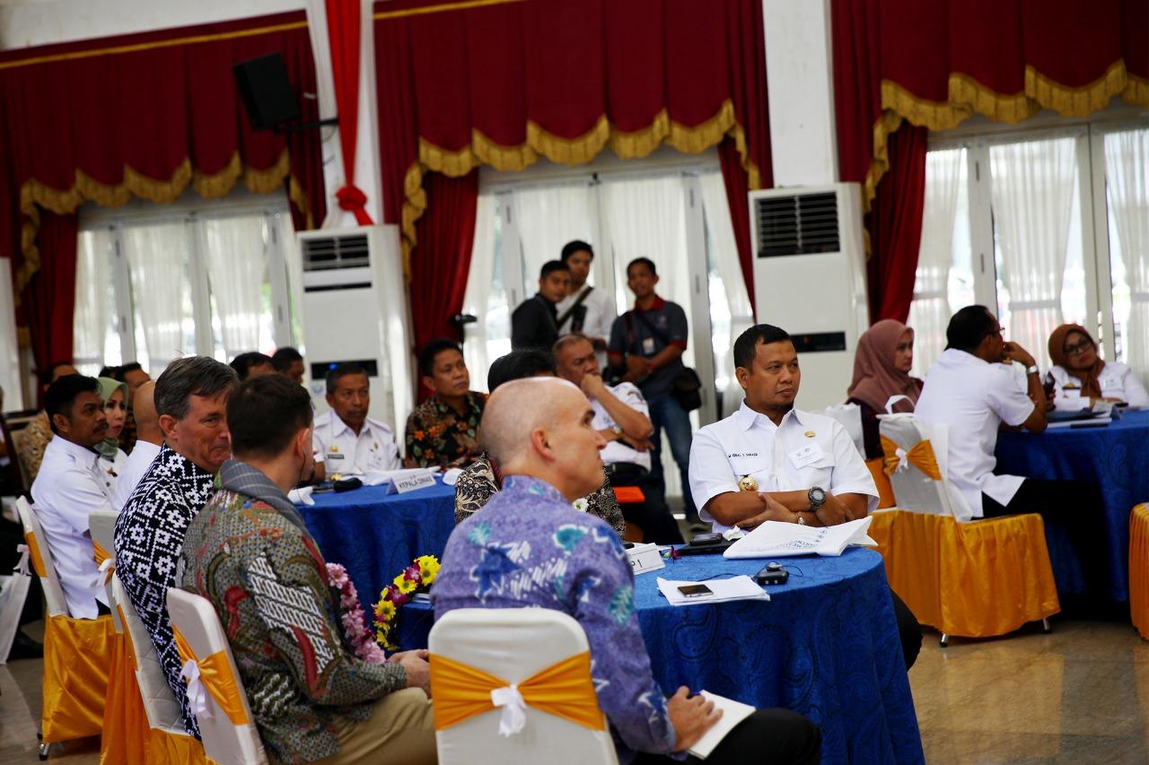 PJ Wali Kota Makassar Hadiri Diskusi Sektor Peternakan Australia – Sulsel