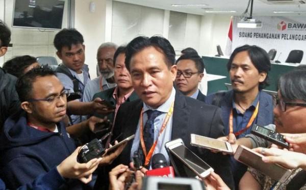 Prabowo Gugat ke MK, Yusril Ihza: Kami Siap Lawan!