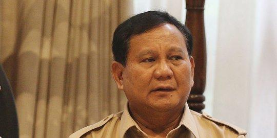 Prabowo Kembali Ingatkan Media Massa Berlaku Adil