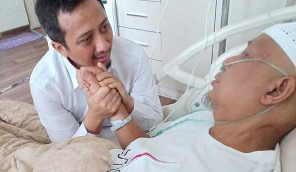 Putra Arifin Ilham Benarkan Kabar Duka