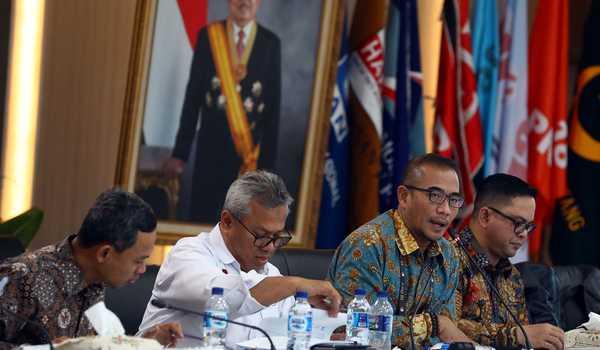 Sah! PDIP Menang Pileg 2019, Gerindra Nomor Dua