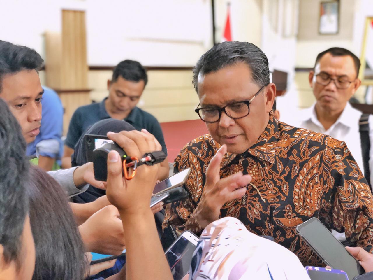 Soal Polemik SK Pejabat, Gubernur Sulsel Sebut Murni Kesalahan Proses