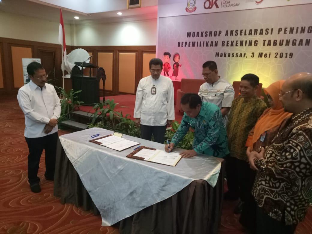TPKAD Kota Makassar Perkenalkan Program Simpaman Pelajar SimPel IB