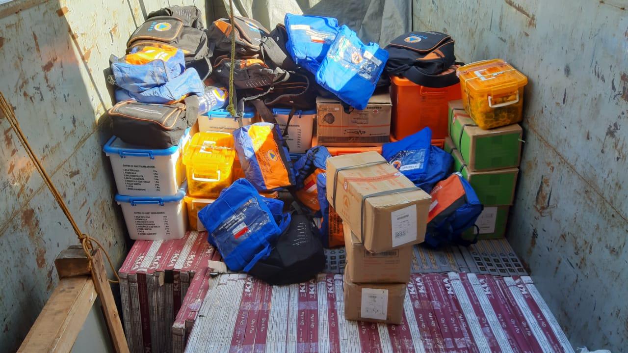 Wagub Pantau Penyaluran Bantuan untuk Korban Banjir