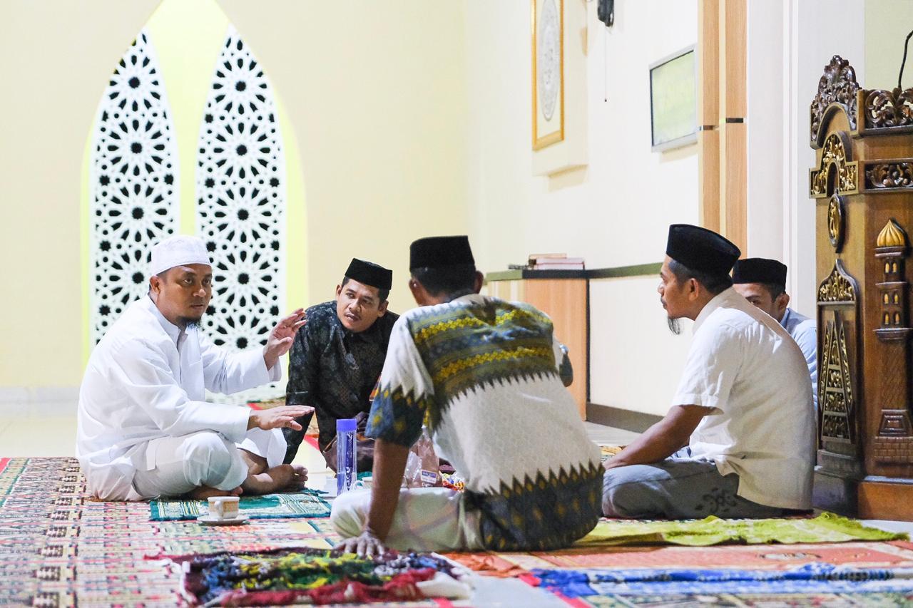 Wagub Serukan I'tikaf di 10 Malam Terakhir Ramadhan