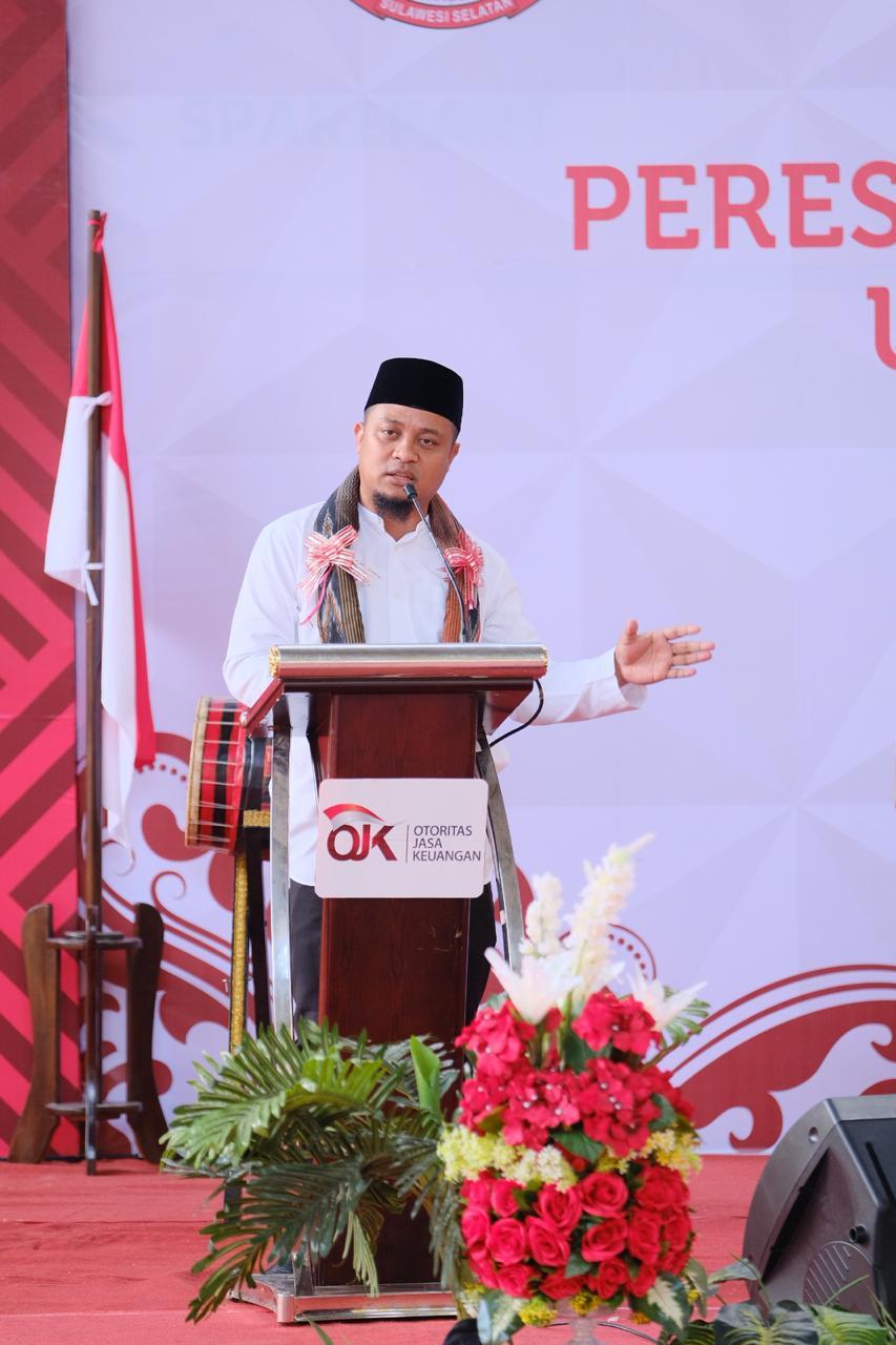 Wagub Sulsel Resmikan Bank Wakaf Mikro Aisyiyah