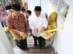 Bupati Barru dan Hasnah Syam, Hadiri Halal bi Halal
