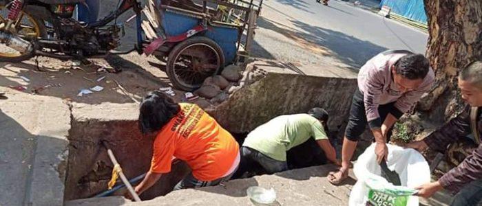 Camata Bontoala Intruksikan tiap Lurah Perhatikan Kebersihan Drainase