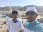 CJHI Asal Bulukumba Kunjungi Makam Syuhada Uhud