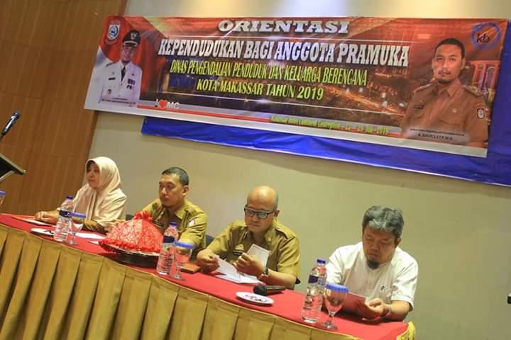 Dinas PPKB Makassar Gelar Orientasi Kependudukan