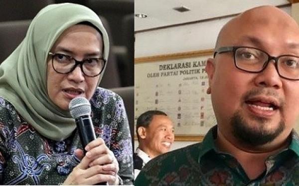Evi Novida dan Ilham Saputra Dicopot dari Ketua Divisi KPU