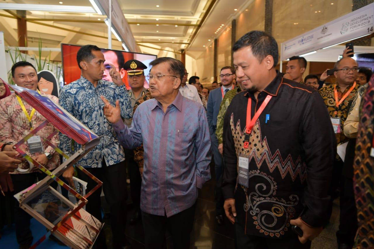 Hadiri IDF 2019, Iqbal Harap Lahir Rekomendasi bagi Kemajuan Indonesia