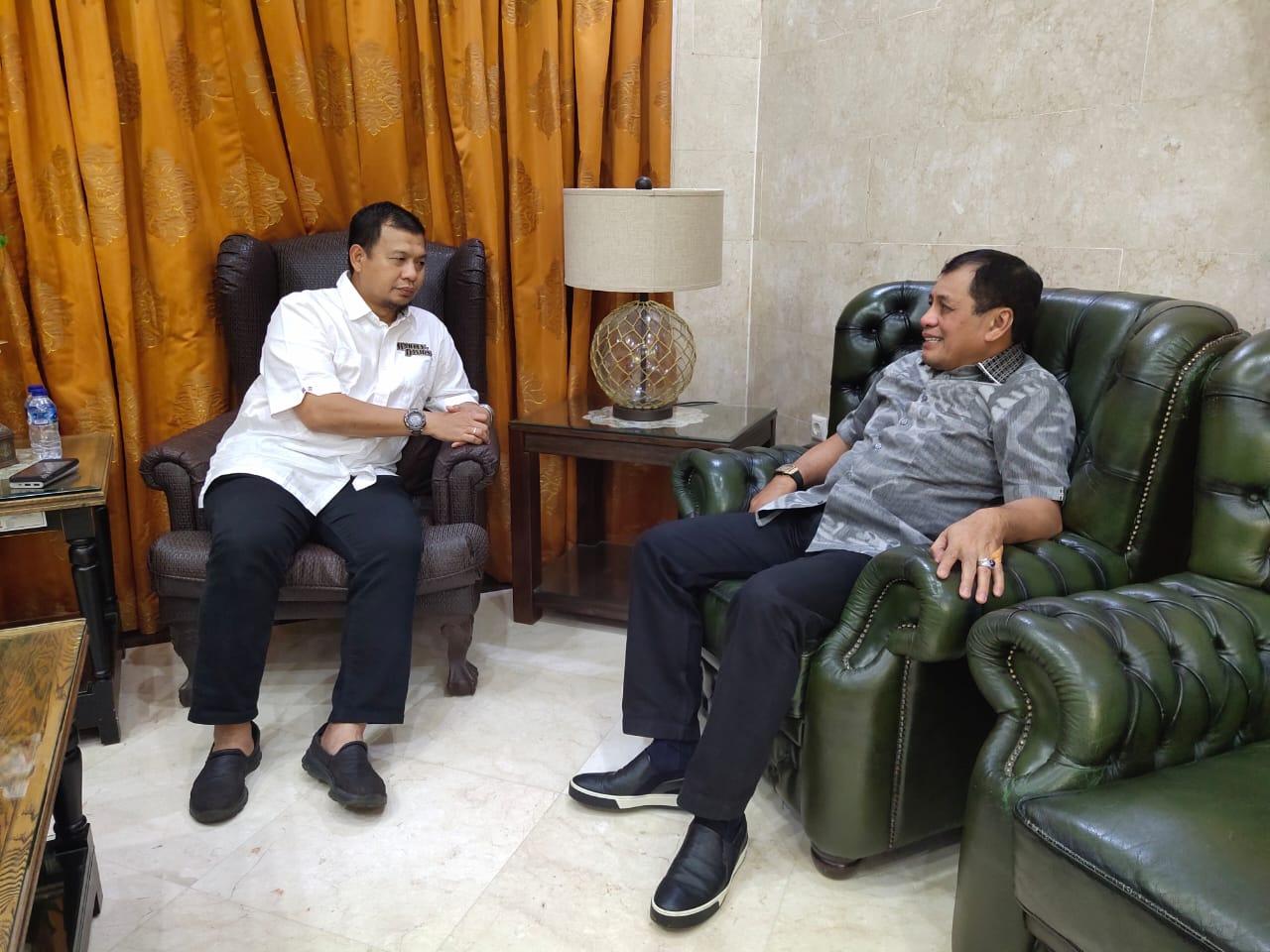 Minta Bantuan NH, Pj Wali Kota Harap Final PSM-Persija Tetap di Makassar