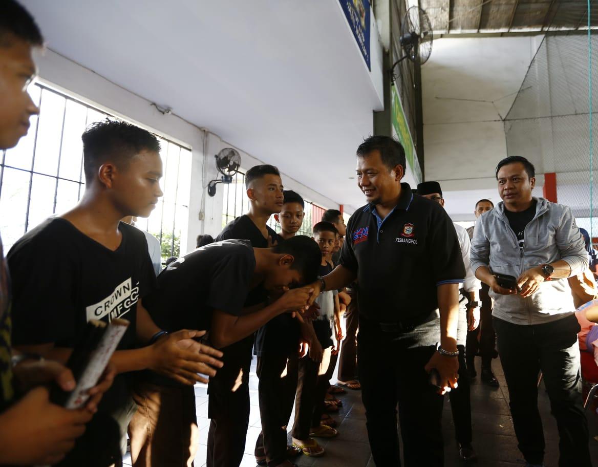 SMPN 18 Makassar Berhasil Raih Juara Futsal Wali Kota Cup III