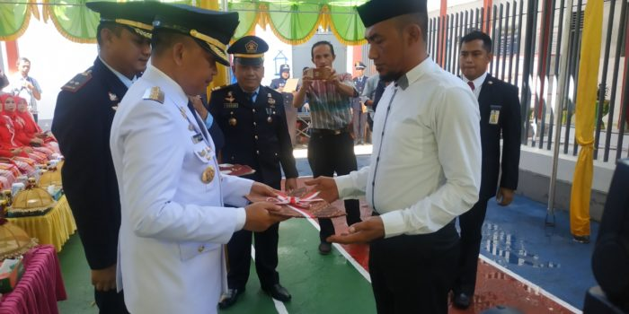 84 Warga Binaan di Bantaeng Dapat Remisi Kemerdekaan