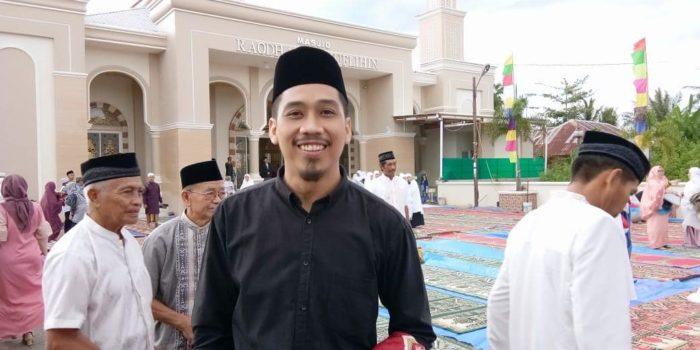 Ahmad Nur : Selamat Idul Adha