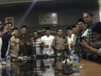 Datangi GP Ansor, Yorrys Klarifikasi Kabar Hoax Pembubaran Banser