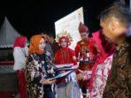 Iqbala Suhaeb Apresiasi Kerajinan Tangan dari Enceng Gondok Kecamatan Biringkanayya