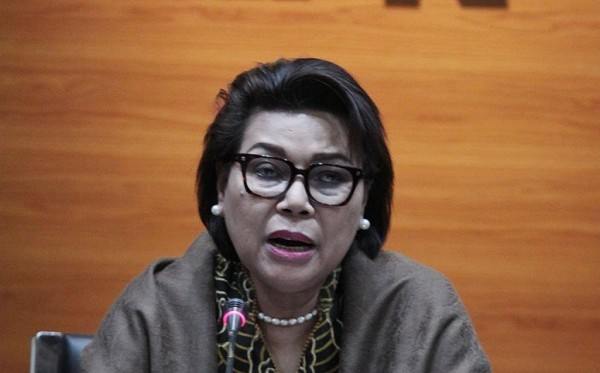 Komisioner KPK Basariah Panjaitan Tetap Berjuang Lawan Korupsi