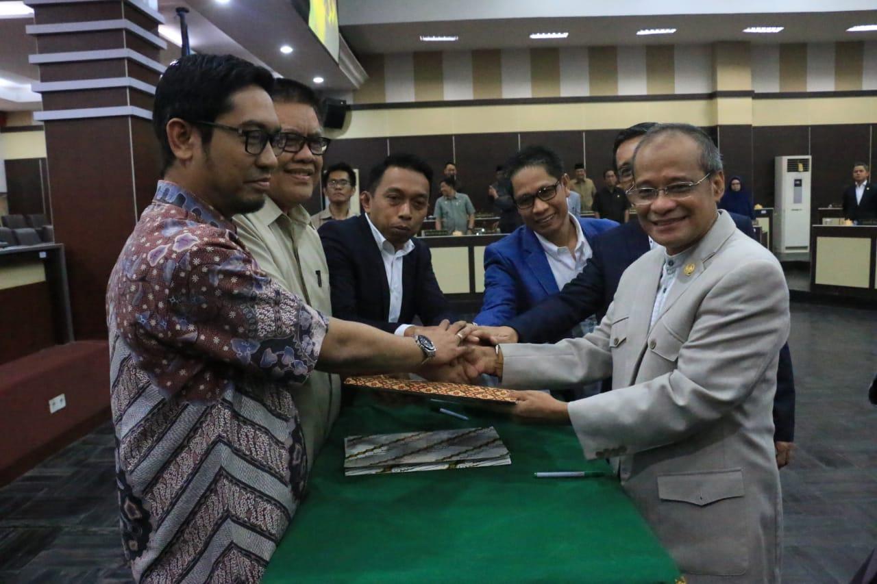 Rekomendasi Pansus Hak Angket DPRD Sulsel Dorong Penegak Hukum Periksa Nurdin Abdullah