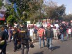 Ribuan Massa Kepung DPRD Sulsel Jelang Paripurna Hak Angket, Pansus: Asal Jangan Paksakan Kehendak