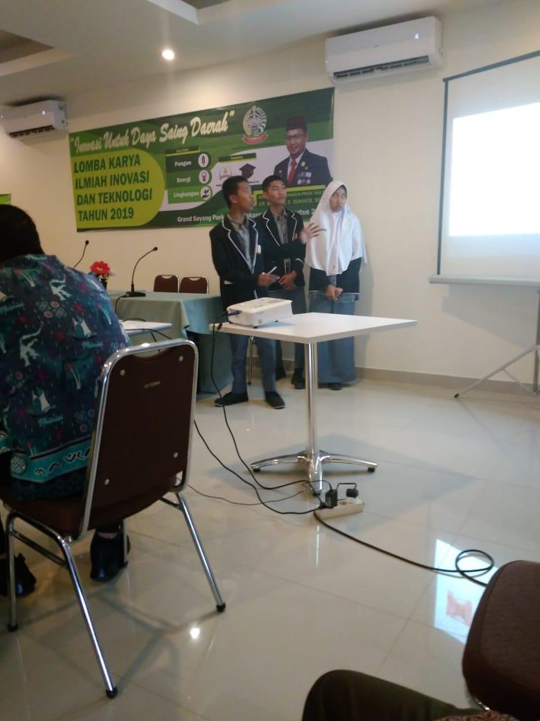 Siswa SMAN 1 Bulukumba Ukir Prestasi di LKI Balitbangda Sulsel