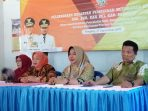 Disdukcapil Dalduk KB Sulsel Beri Pembekalan Pada Kelompok Poktan di Kabupaten Pangkep